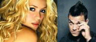 Shakira Robbie Williams