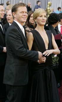 Felicity Huffman y William H. Macy