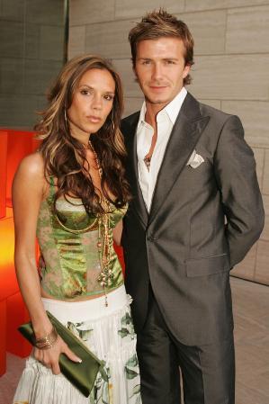 Victoria y David