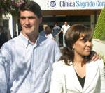Maria Jose Campanario y Jesulin
