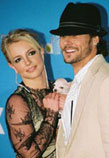 Britney Spears y Kevin Federline