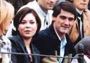 Jesulín de Ubrique y Maria José Campanario